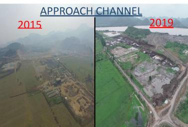 Polavaram Project Before And After Pictures Photo Gallery - Sakshi