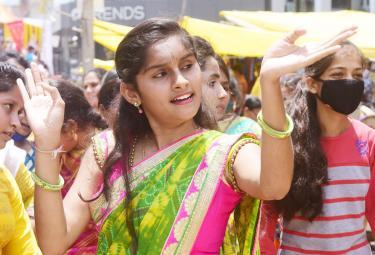 Jagannath Rathayatra in Adilabad - Sakshi