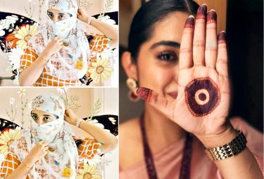 Nivetha Thomas Latest Photos are Simply Beautiful - Sakshi