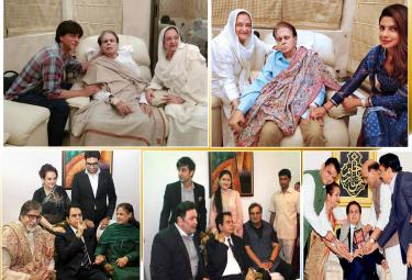 Dilip Kumar passes away: Rare pictures of last of the legends - Sakshi