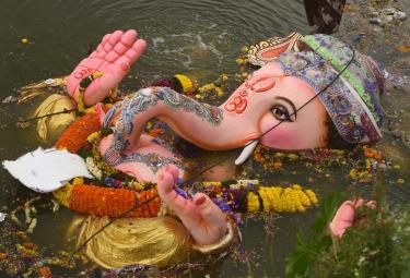 Hyderabad ganesh nimajjanam 2021 Photo Gallery - Sakshi