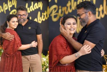 Director Sukumar Wife Tabitha Birthday Celebrations Photo Gallery - Sakshi