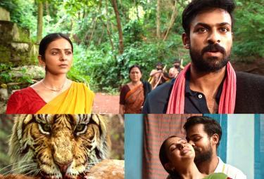 Panja Vaisshnav Tej Rakul Preet Singh Konda Polam Movie Stills - Sakshi