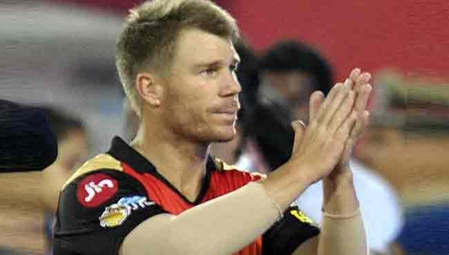David Warner Wishes SRH Ahead of Qualifier Against KKR - Sakshi