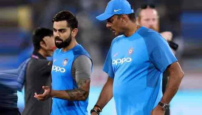 Ravi Shastri Says Virat Kohli Not A Machine - Sakshi