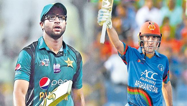 Afghanistan in big game against Pakistan - Sakshi