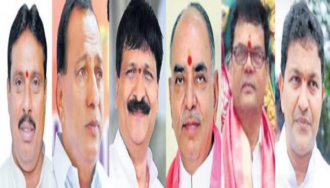 TRS to Release Final Candidates List - Sakshi
