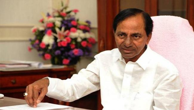 KCR may announce cabinet this week - Sakshi