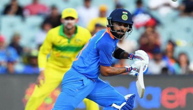 Michael Clarke Says Kohli Is The Greatest Ever ODI Batsman - Sakshi