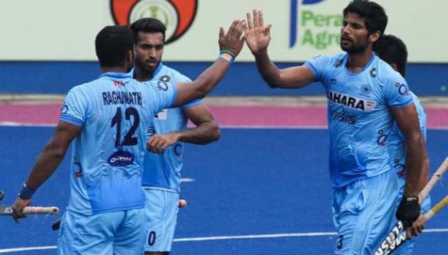 Sultan Azlan Shah Cup: India Begin - Sakshi
