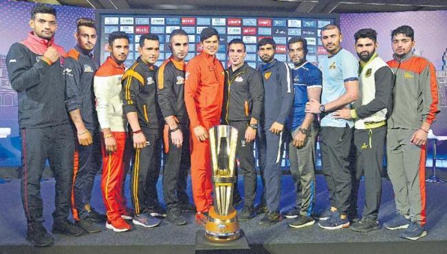 Pro Kabaddi League 2019 - Sakshi