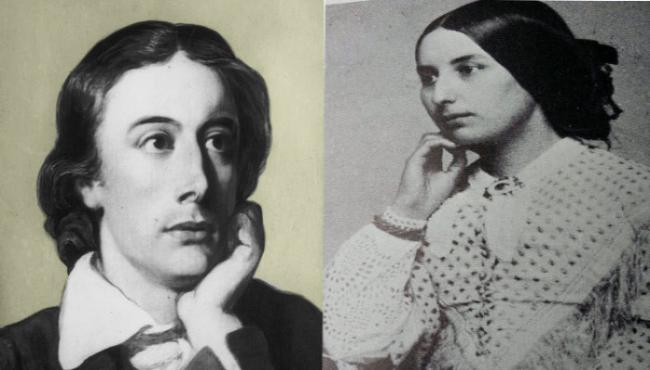 John Keats And Fanny Drawe Love Story - Sakshi