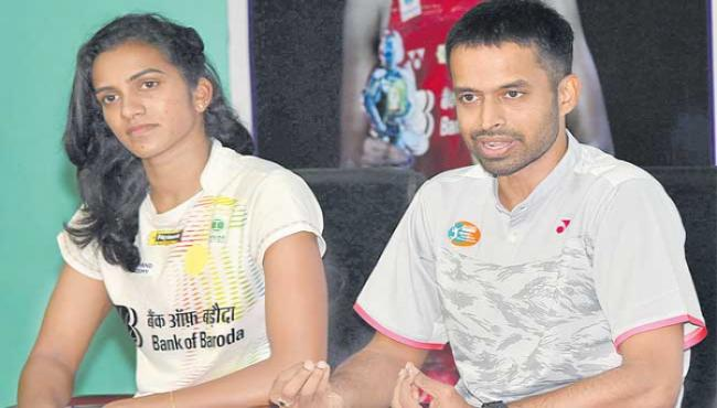 Pullela Gopichand Comments On PV Sindhu Upcoming Tournaments - Sakshi