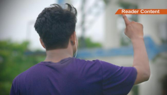 A Boy Name Pulla Rao Failure Love story - Sakshi