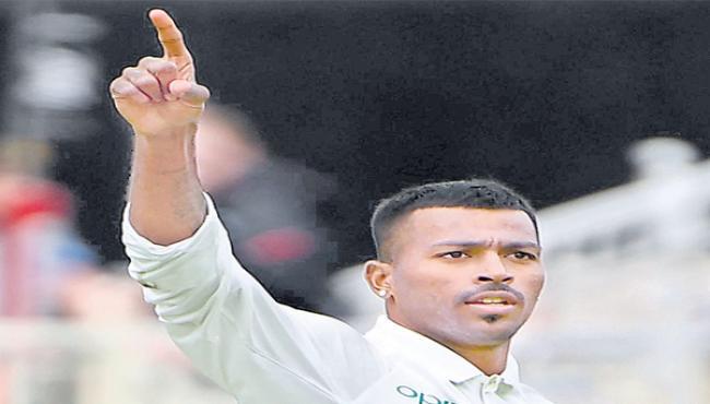 Pandya wary of risking injured back, to prioritise white-ball cricket on return - Sakshi