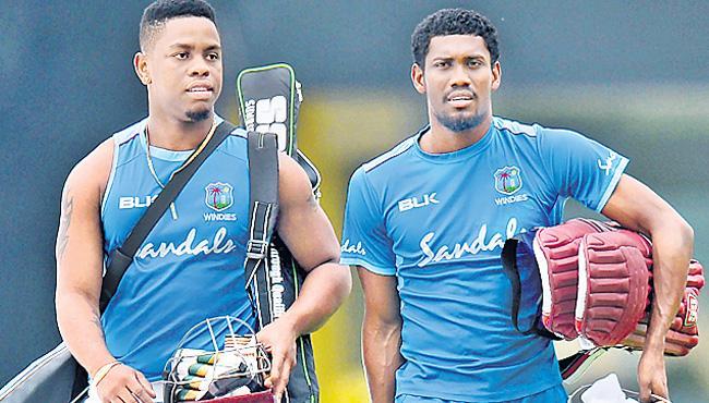 West Indies name 14-man squad for England Test series - Sakshi