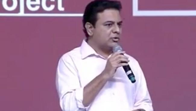GHMC Elections 2020 KCR Slams BJP In Real Estate Summit - Sakshi