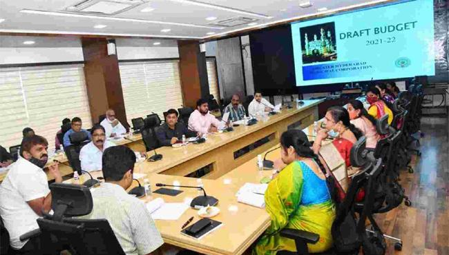 GHMC Standing Committee Approves Rs 5600 Crore Budget - Sakshi