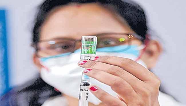 Government Preparing To Vaccinate Everyone In Telangana - Sakshi