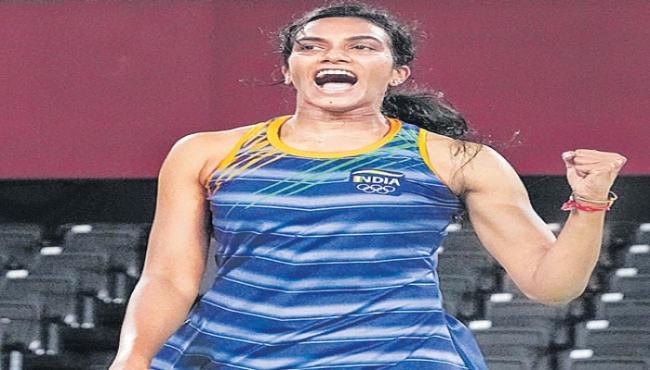 PV Sindhu Makes Winning Return Kidambi Srikanth Sameer Verma Advance - Sakshi