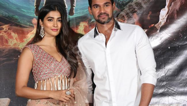 saakshyam movie motion poster launch