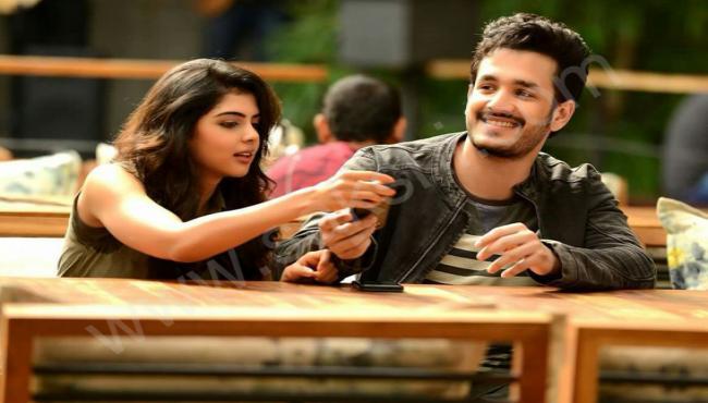 hello movie stills - Sakshi