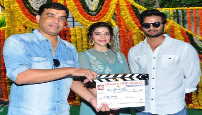 Sudheer Babu New Movie Opening Photo Gallery - Sakshi