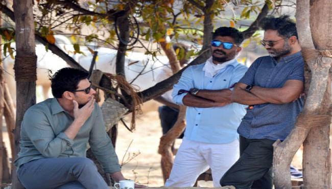 Maharshi Movie Working Stills PHoto Gallery - Sakshi