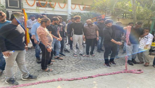 ala vaikunthapurramuloo team celebrations Photo Gallery - Sakshi