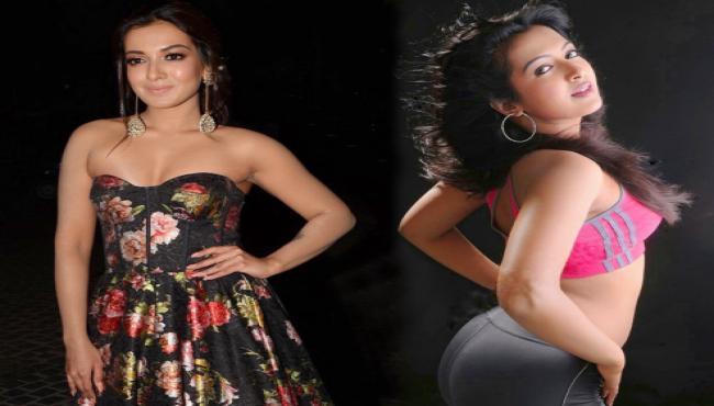 Actress catherine tresa Exclusive Photo Gallery - Sakshi
