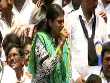 'వైఎస్ ఒకే ఒక్కడిగా రాష్ట్రాన్ని విడిపోకుండా కాపాడారు' - Sakshi