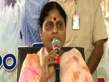 అదే స్పూర్తితో ముందుకు వెళ్లాలి: విజయమ్మ - Sakshi