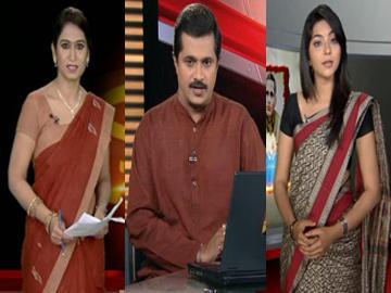 Sakshi TV anchors and news readers reflect Telugu - Sakshi