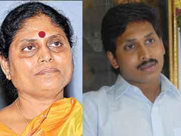 విజయమ్మ-జగన్ - Sakshi
