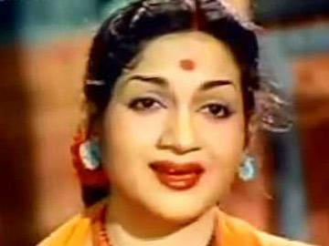 లవకుశలో సీతగా అంజలీదేవి - Sakshi