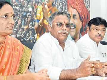 రాజధాని కమిటీ వెనుక దురుద్దేశం - Sakshi