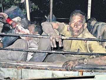 జార్ఖండ్లో మందుపాతరకు 8 మంది బలి - Sakshi