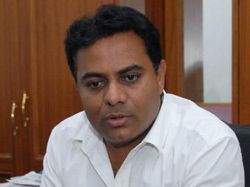 వైఎస్ షర్మిల ఫిర్యాదుపై ఖచ్చితమైన చర్యలు: కేటీఆర్ - Sakshi