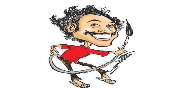 Sri Ramana Writes on Cartoonist Mohan