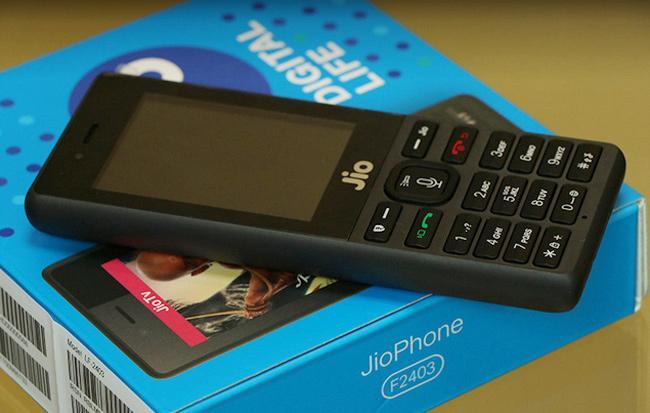 Reliance JioPhone first impression: but.. - Sakshi