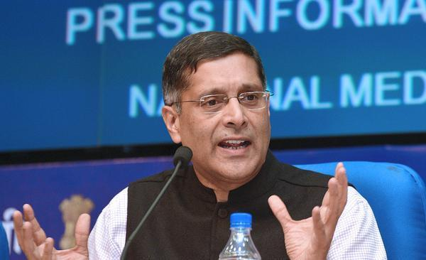 Arvind Subramanian to get extension as CEA for one year: FM Arun Jaitley  - Sakshi