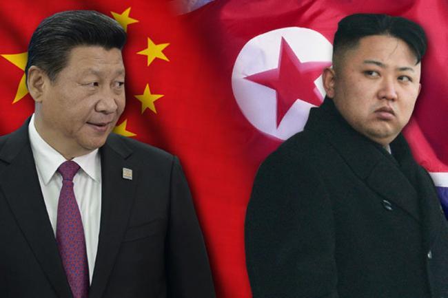 Xi Jinping_Kim Jong-un