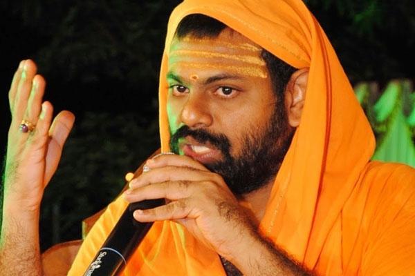 paripoornananda swami comments on ilaiah