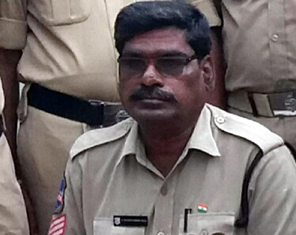Head Constable dies with heart attack in suryapet