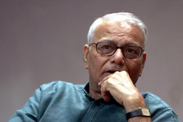 BJP and Jaietly Reaction on Yashwant Sinha's remarks - Sakshi