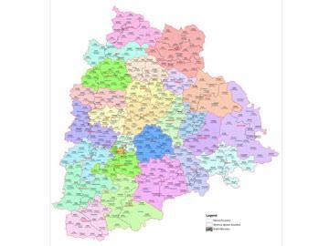 కొత్త జిల్లాల ఏర్పాటుపై ప్రజాభిప్రాయ సేకరణ - Sakshi