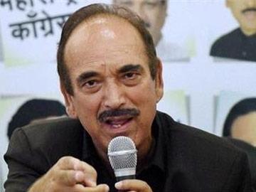2019 ఎన్నికల్లోనూ కాంగ్రెస్, ఎస్పీ దోస్తీ: ఆజాద్