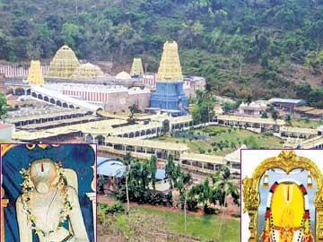 వరాహ లక్ష్మీ నరసింహ స్వామి నిజరూప దర్శనం