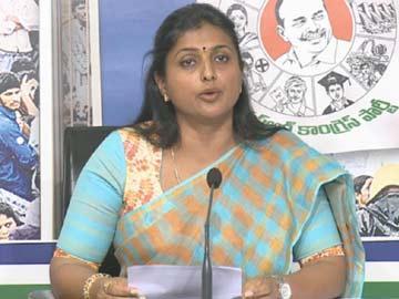 రాష్ట్రంలో బీరు పాలన: రోజా - Sakshi