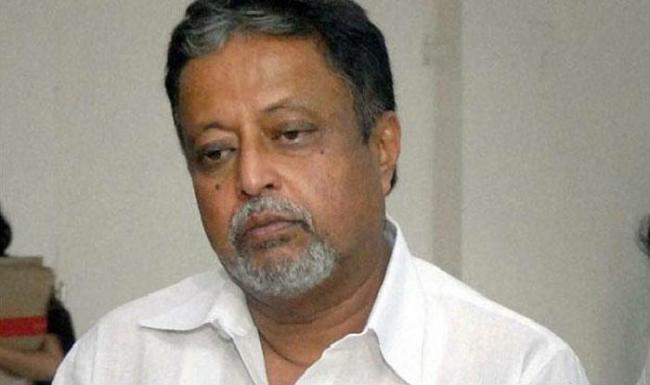 Mukul Roy meets Bengal BJP chief